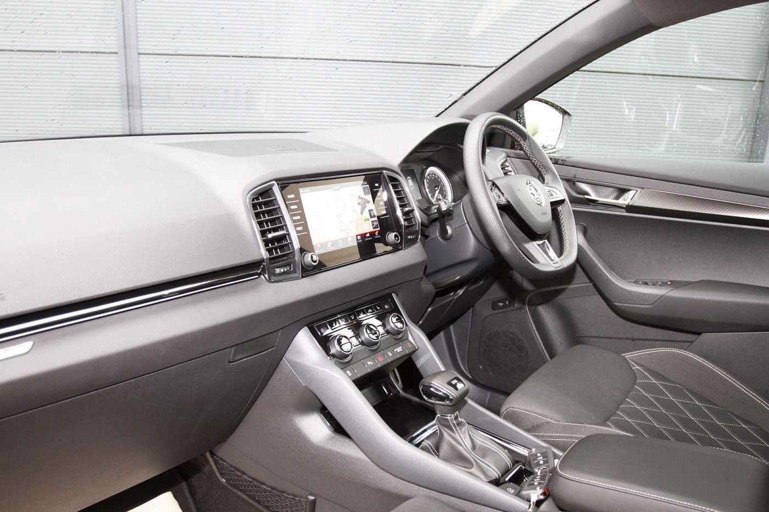 SKODA Karoq SUV 2.0TDI (150ps) 4X4 SportLine SCR DSG
